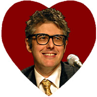 Ira Glass in a heart