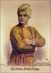 Swami-Vivekananda-Hindoo-Monk-poster